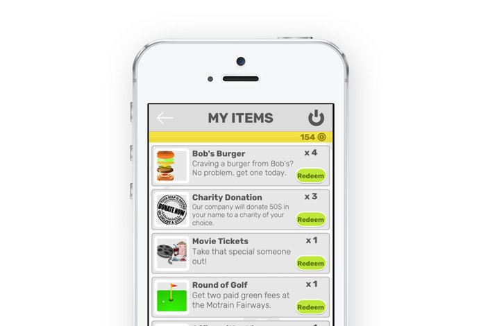 List of items purchased by the learner.